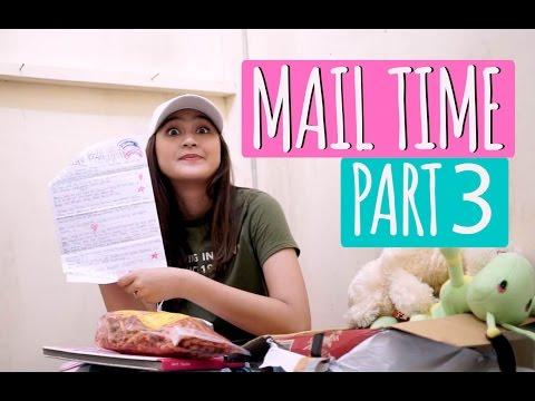 Salshabilla - MAIL TIME PART 3