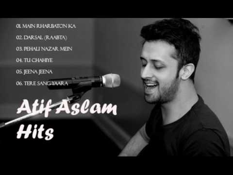 Atif aslam TOP 5 HITs
