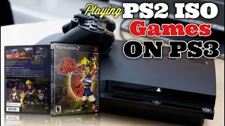 Playing PS2 ISO Games On Your PS3 With ManagunZ And Multiman