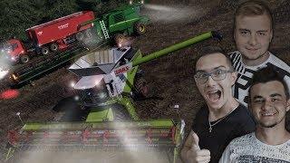 """Kupujemy Kombajn! $$$ Żniwa 2019 - Nocne Koszenie Największego Pola ✔ """"od Zera do Farmera"""" #141"""