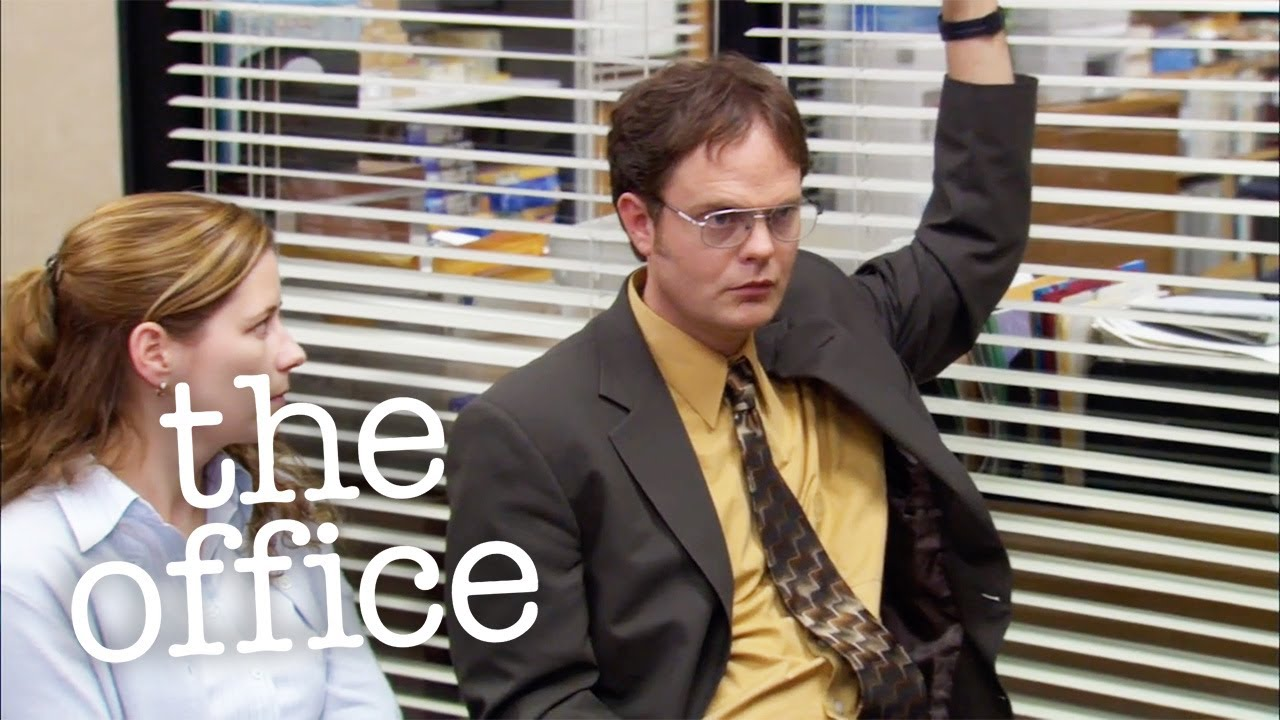 Dwight S Concussion The Office Us
