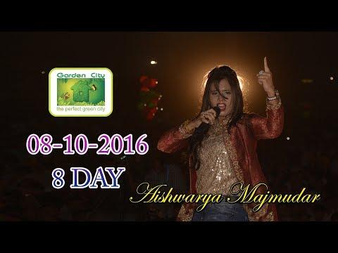 Aishwarya Majmudar | Live Navratri Garba | 08