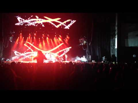 Fall Out Boy - Uma Thurman (ft. Wiz Khalifa) - VA Beach 6/28/2015