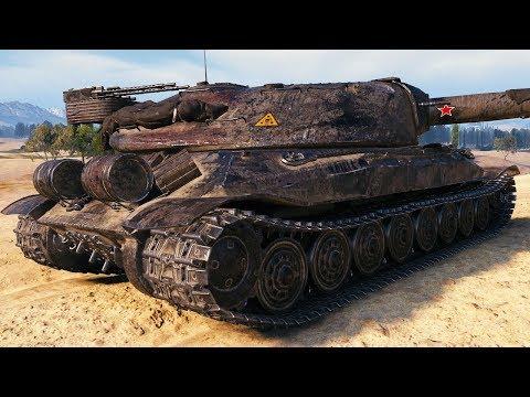 Object 705A - 152 Mm GUN - World Of Tanks Gameplay