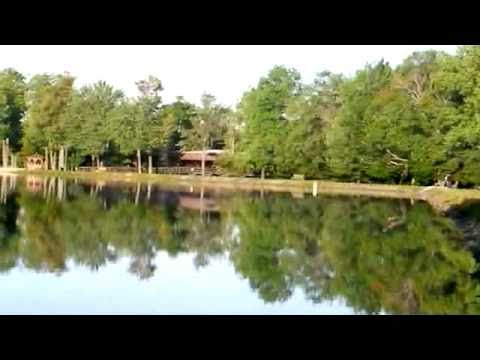Eagle Lake in Gouldsboro, PA (Poconos)