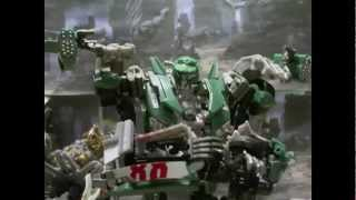 Transformers DOTM Autobots Return