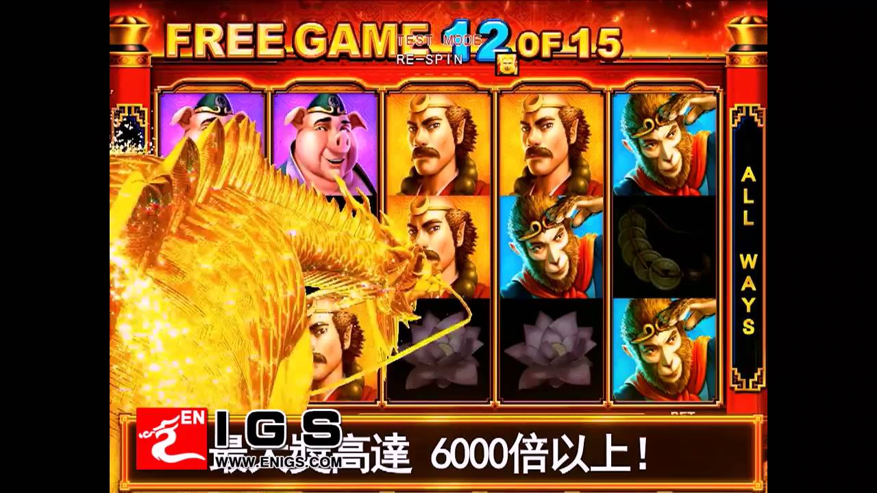 Slots Games Monkey