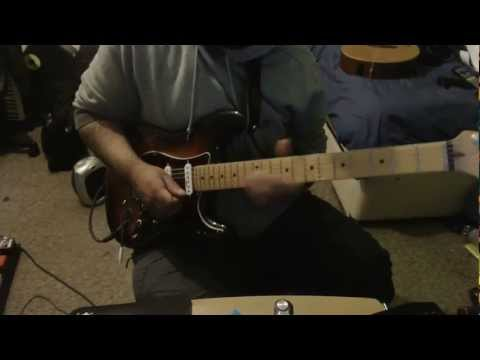 "Short Jam over ""60's British Slow Blues Backing Track"" (Fleetwood Mac - Need Your Love So Bad)"