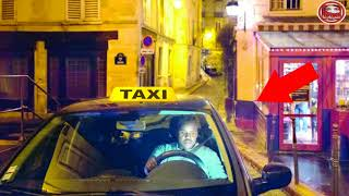 سائق تاكسي سمع رنين هاتف نسيه أحد الركاب فقرر أن يجيب عن المكالمة ليكتشف أمرا تقشعر له الأبدان!!
