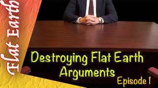 Gravity is Not a Force | The Experts Destroy the Flat Derp