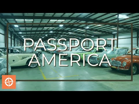 AMAZING Import & Classic CAR COLLECTION | Passport America