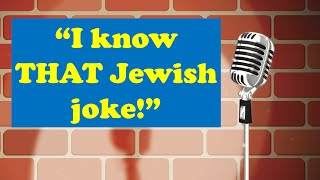 HILARIOUS Jewish jokes contest - the first 5 minutes are awesome
