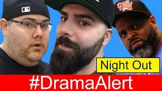 A NIGHT OUT WITH KEEMSTAR
