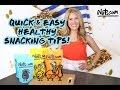 Simple Healthy Snack Ideas + Bonus Recipe | Nuts.com