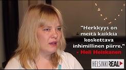 HelsinkiReal: Heli Heiskanen - Erityisherkkyys