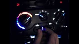 LED Tuning: DAEWOO SENS