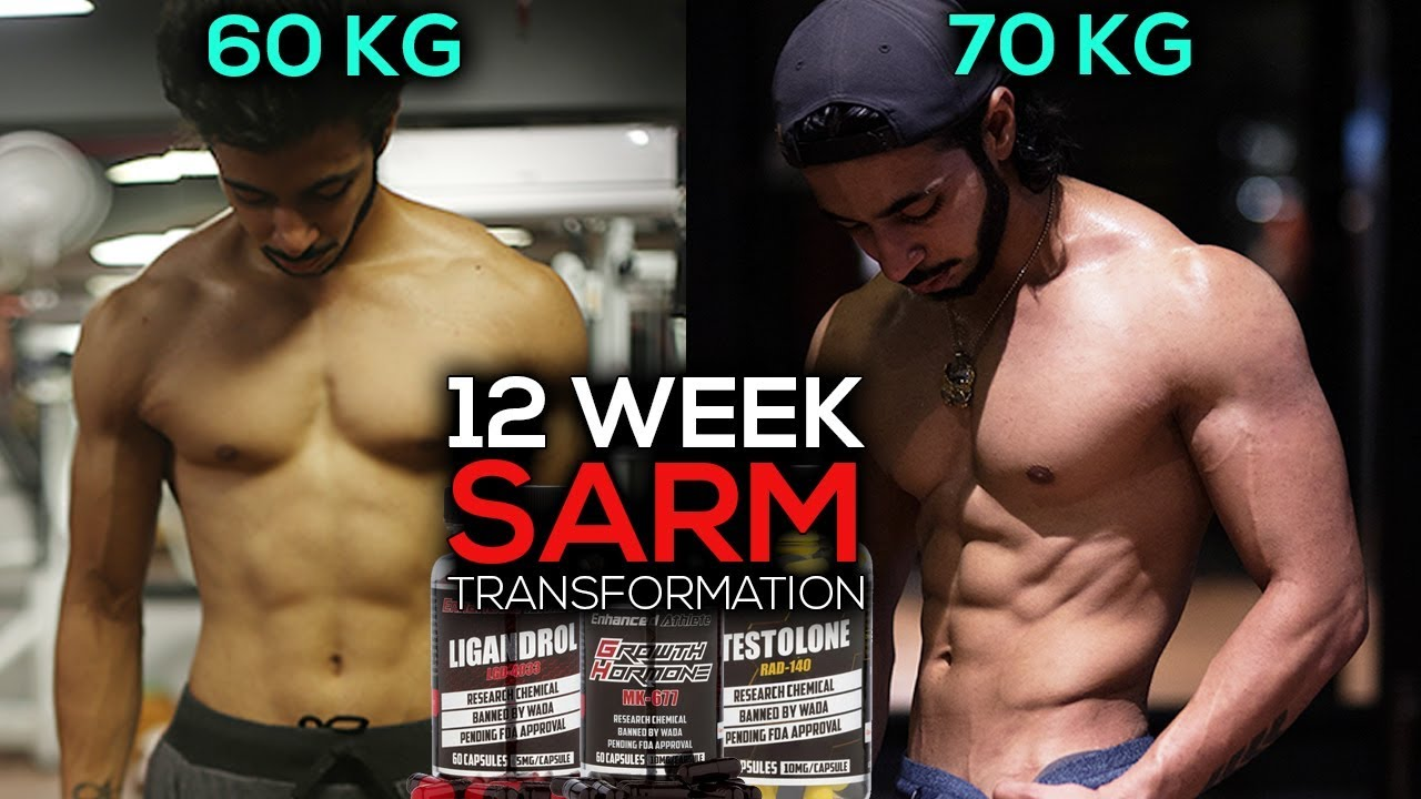 SARMS Body Transformation (BEFORE AND AFTER, MY EXPERIENCE) | INDIAN  TRANSFORMATION | AESTHETICALLY
