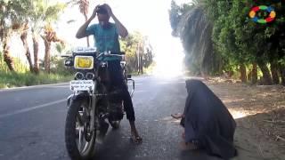 فيديو| مواقف طريفة لفريق الوقف في