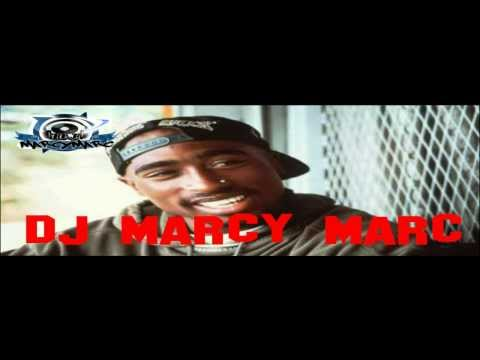 2Pac  Only Fear Of Death Emotional Piano Remix DJ Marcy Marc Remix