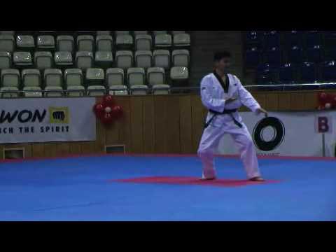 3rd WTF World Taekwondo Poomsae Championships 2008...