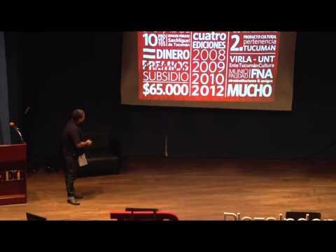 Sitios tangentes | Javier Vázquez | TEDxPlazaIndependencia