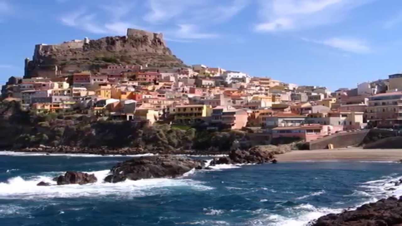 Castelsardo - Sassari, Sardinia, Italy - YouTube