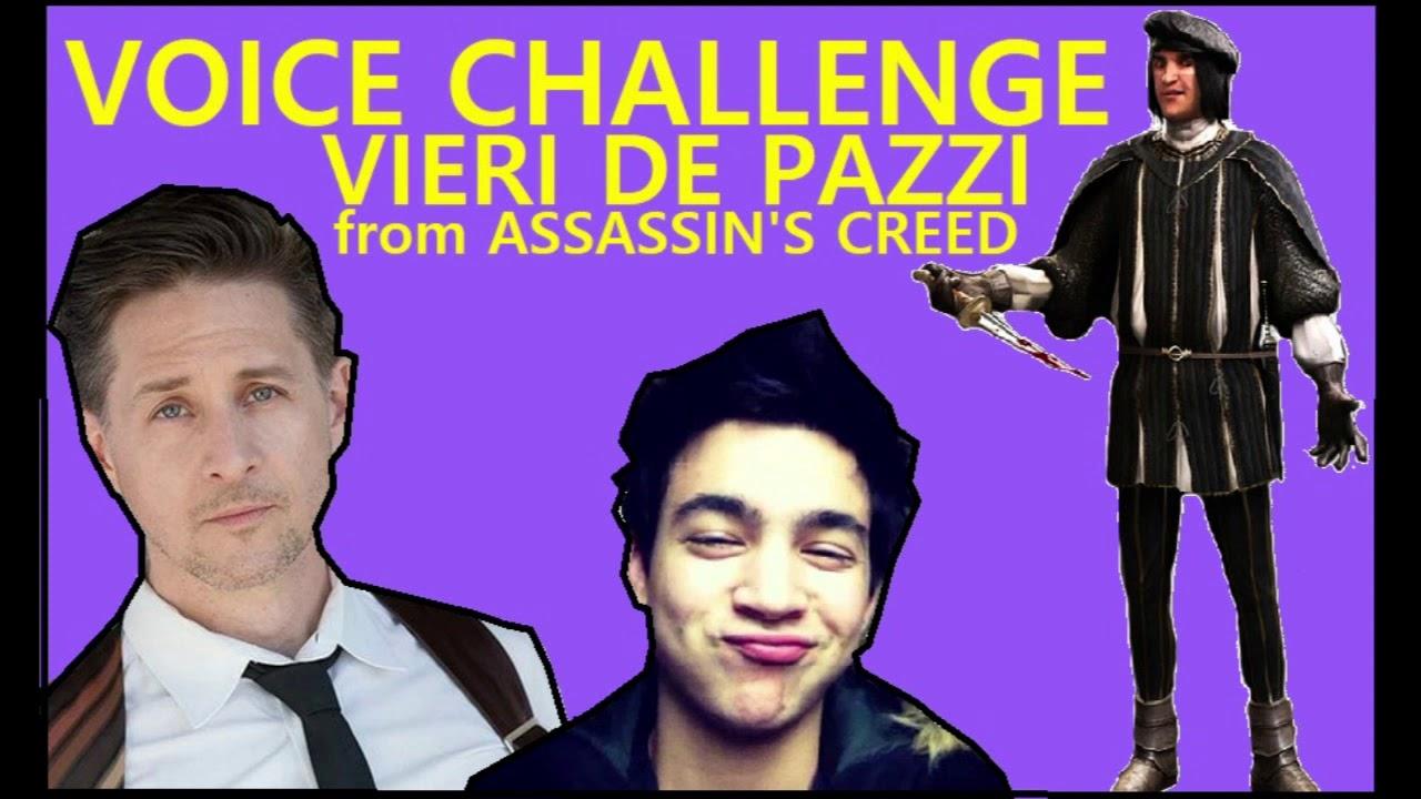 I Voice Vieri De Pazzi From Assassin's Creed