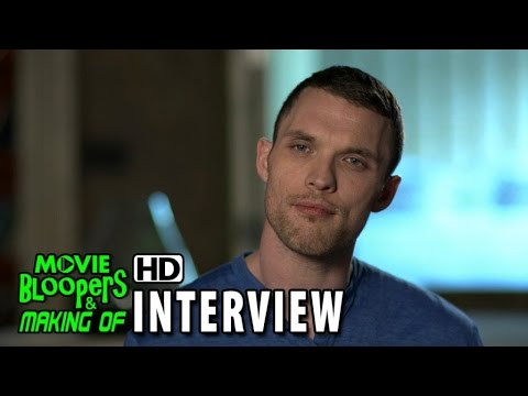The Transporter Refueled 2015 Behind the s Movie   Ed Skrein is 'Frank Martin'