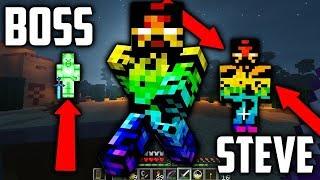 BOSS STEVE NEL SEED DI GREEN STEVE!? (AVVISTATO) - Minecraft ITA