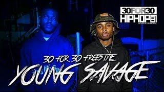 [Day 1] Young Savage - 30 For 30 Freestyle