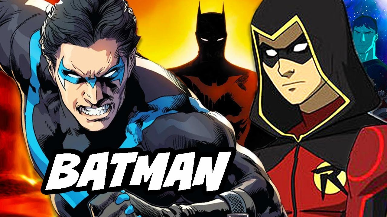 Download Young Justice Season 3 Batman Family Scene and Easter Eggs Breakdown