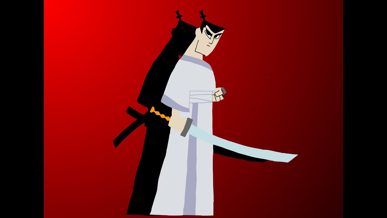 pictures of cartoon samurai how to draw youtube