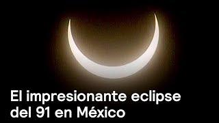 El impresionante eclipse del 91 en México - Naturaleza - En Punto con Denise Maerker thumbnail