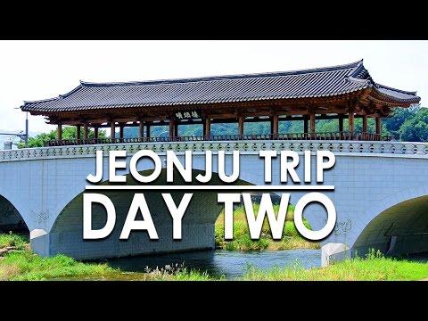 Jeonju Trip (전주 여행) - Day 2 - 🇰🇷 TRAVEL KOREA