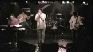 コピーバンド JUNK-TIONのライブ風景です。
