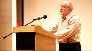 John Whitworth reads at the 2012 Sarah Lawrence Poetry Festival