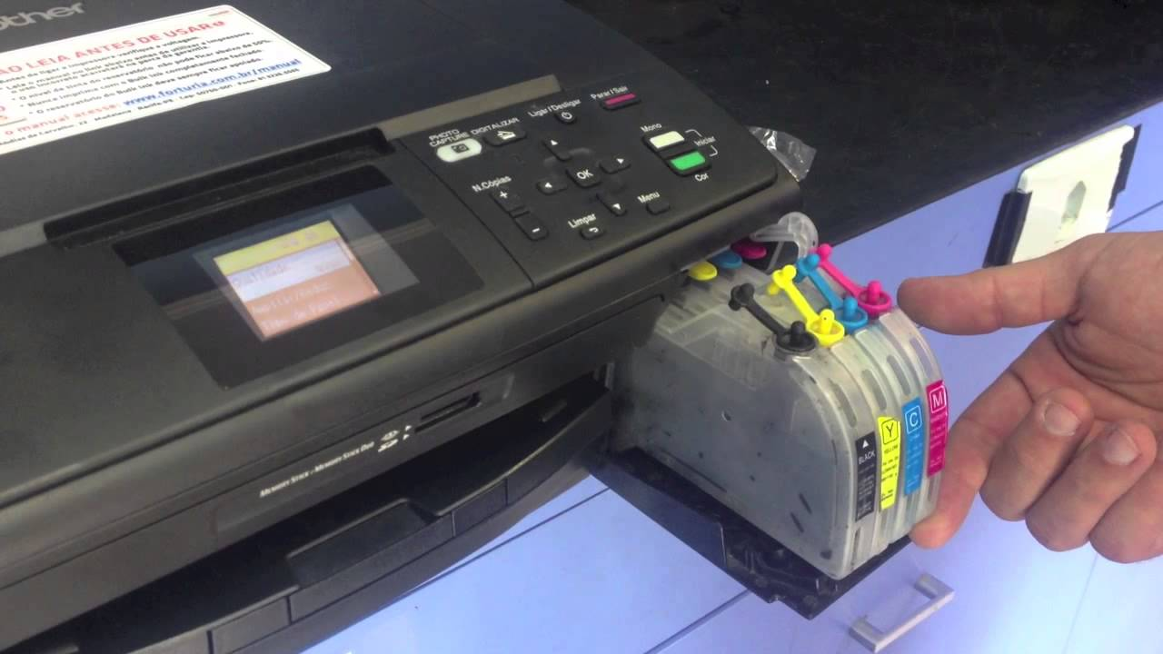 Drivers for Brother DCP-J140W Printer