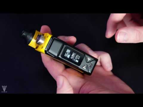 IJoy RDTA Box Mini - How to clean / disassemble the tank (ASMR Version) :D