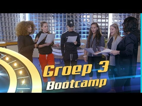 CNCO Little Mix - Reggaeton Lento Cover by: Groep 3  The Bootcamp