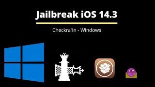 Jailbreak IOS 14.3 Windows Checkra1n Tutorial   How To Jailbreak IOS 14