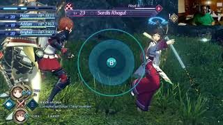 Xenoblade Chronicles 2 Torna the golden Country Ep3