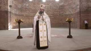 АНГЕЛЫ в православном храме 10.08.14