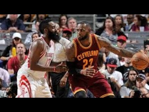 CAVS VS. ROCKETS  113-117 (11/9/17) LEBRON JAMES VS. JAMES HARDEN - POSTGAME LIVE CHAT AND ANALYSIS!