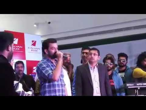 Prithviraj Saying 'Karnan Napoleon Bhagath Singh ' Dialogue In Public