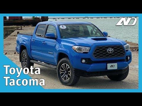 Toyota Tacoma 2020 - Este Taco Ahora Si Es Totalmente Mexicano 🌮🇲🇽 - Primer Vistazo