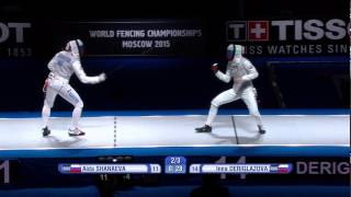 World Fencing Championships 2015 - Day 3 Highlights