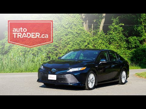 2020 Toyota Camry Hybrid Review: The Best Camry You Can Buy