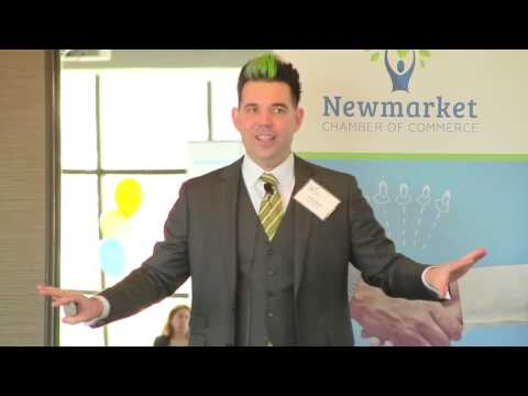 Sean Stephens - Newmarket Business Thrives Conference and Expo