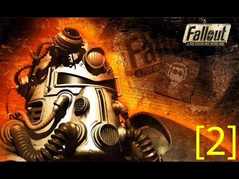 Fallout A Post Nuclear Role Playing Game [2] |