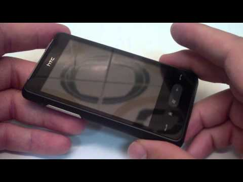 HTC HD Mini Windows Phone 6.5